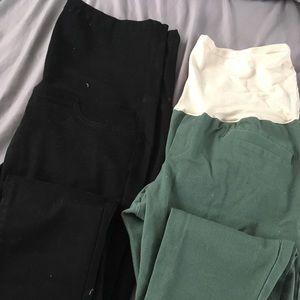Pants - Maternity clothes bundle